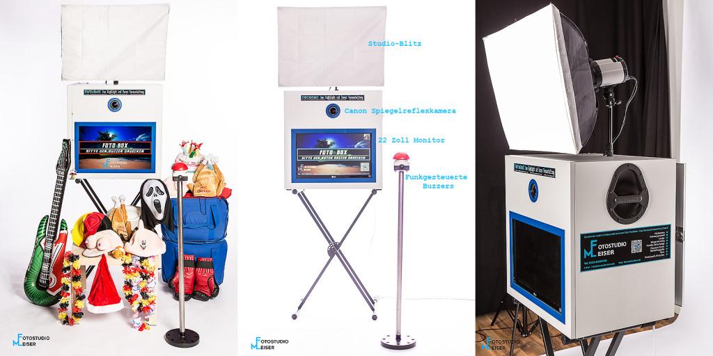 Fotobox-Photobooth