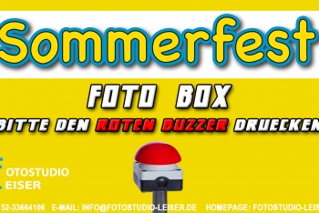 Fotobox-Template-sommerfest