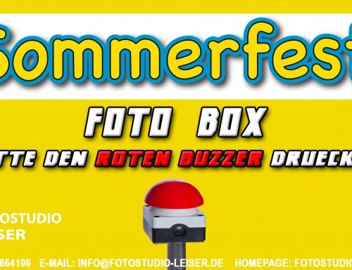 Fotobox-Template-sommerfest